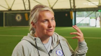 Hayes: Teamwork makes WSL 'best league in the world'