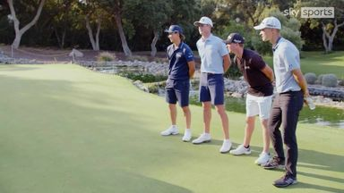 501-yard hole in 24 seconds?! Golfers set world record