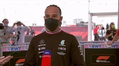 Hamilton: It's going to be very close again