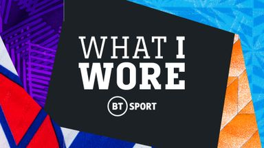 What I Wore: Kyle Walker