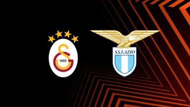 UEL: Galatasaray v Lazio