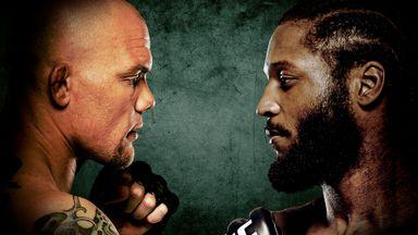 Fight Night - Smith v Spann