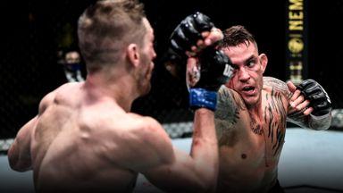 Fight Flashback - Poirier v Hooker