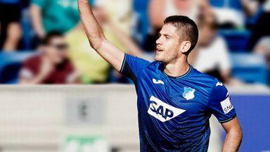B'Liga: Hoffenheim v FC Koln