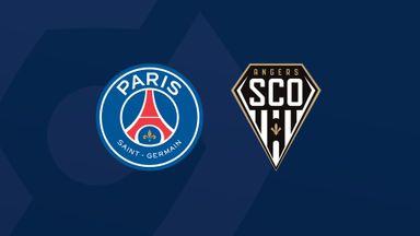 L1: PSG v Angers