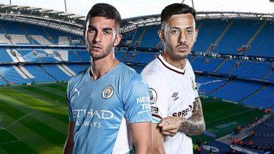 PL: Manchester City v Burnley