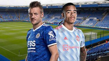 PL: Leicester v Manchester United
