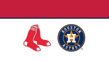 MLB Postseason: Red Sox @ Astros