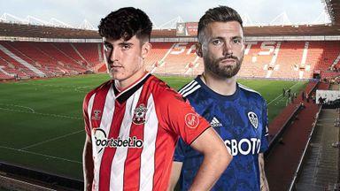 PL: Southampton v Leeds