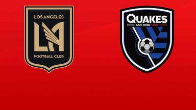 MLS: LAFC v San Jose Earthquakes
