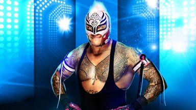 WWE Friday Night SMD: 15/10/21
