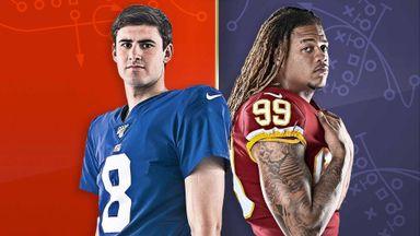 Giants @ Washington Hlts