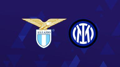 Serie A: Lazio v Inter