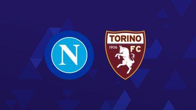 Serie A: Napoli v Torino