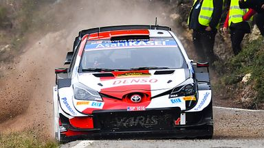 WRC 2021: Spain Day 3