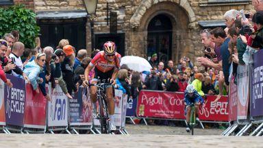 Cycling: British National Criterium