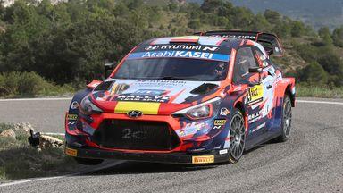 WRC 2021: Rally Spain