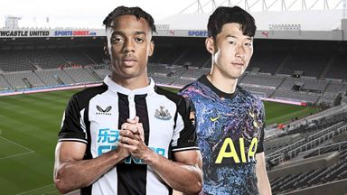 PL: Newcastle v Tottenham