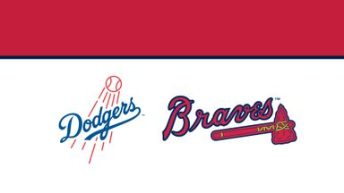 MLB Postseason: Dodgers @ Braves