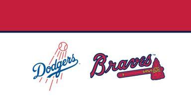 MLB Postseason: Dodgers @ Braves NL