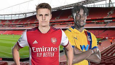 MNF: Arsenal v Crystal Palace