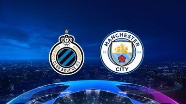 Brugge v Man City: Match Recap