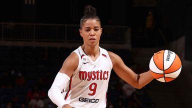 WNBA: Minnesota @ Washingt