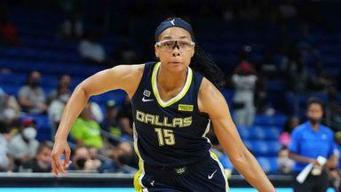 WNBA: Los Angeles@ Dallas