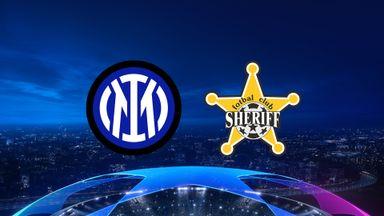 UCL: Inter v Sheriff