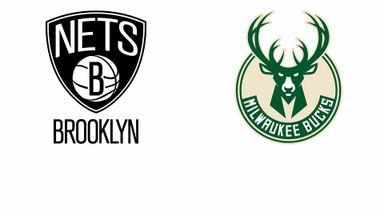 NBA: Brooklyn @ Milwaukee