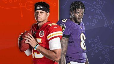 Chiefs @ Ravens Bitesize