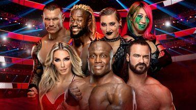 WWE Raw Highlights: 18/10/21