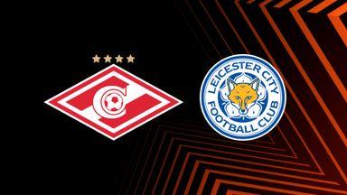 S Moskva v Leicester: Match Recap
