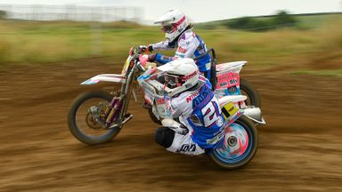 FIM SidecarCross WC: GP The Netherl