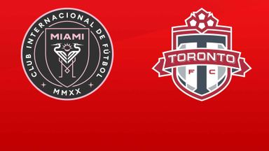 MLS: Inter Miami CF v Toronto