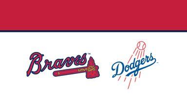 MLB Postseason: Braves @ Dodgers NL