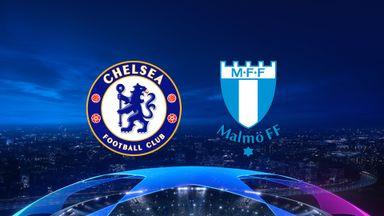 UCL: Chelsea v Malmo