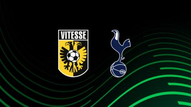 Vitesse v Tottenham: Match Recap