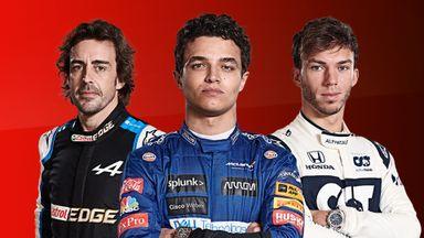 The F1 Show: USA 21.10