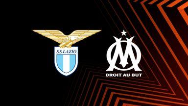 UEL: Lazio v Marseille
