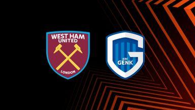 West Ham v Genk: Match Recap