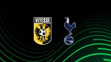 UECL: Vitesse v Tottenham