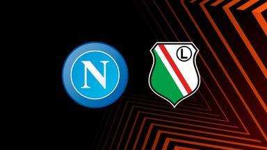 UEL: Napoli v Legia