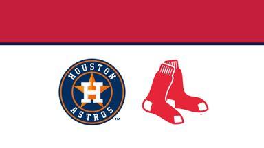 MLB Postseason: Astros @ Red Sox -