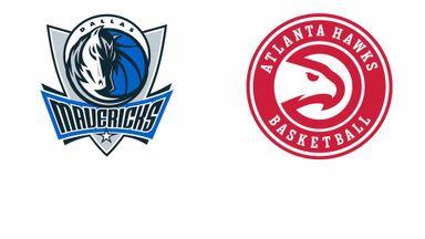 NBA: Dallas @ Atalnta
