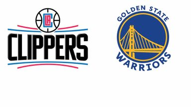 NBA: LA Clippers @ Golden State