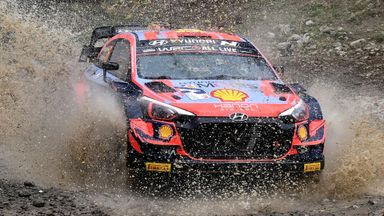 WRC 2021: Rally Greece