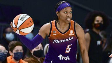 WNBA: Phoenix @ Seattle
