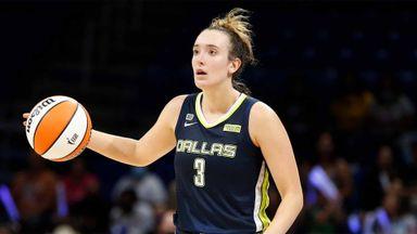 WNBA: Dallas @ Chicago
