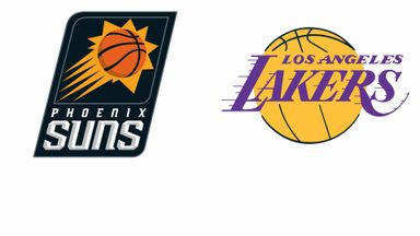 NBA: Phoenix @ LA Lakers